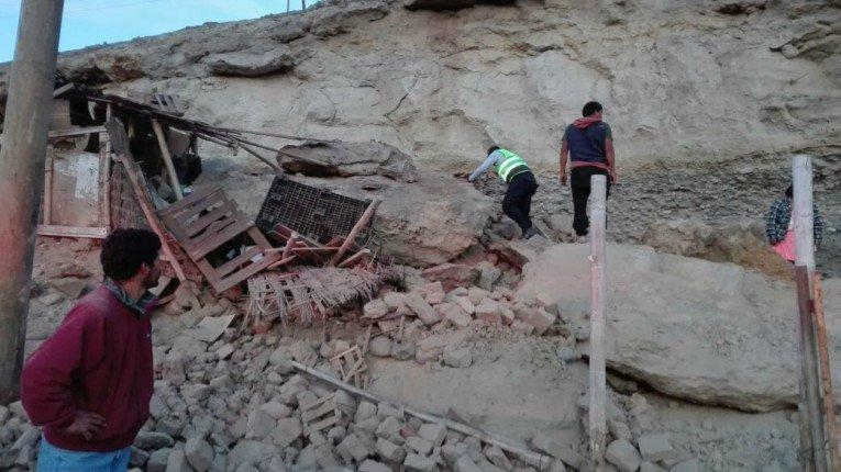 Scossa magnitudo 5,5 in Iraq
