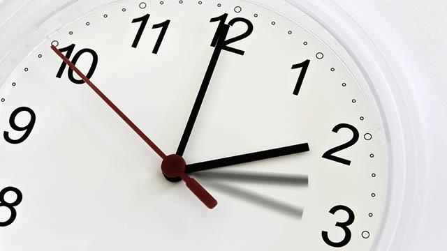 Ora legale 2018 si avvicina il cambio orario ecco info e for Cambio orario volo da parte della compagnia