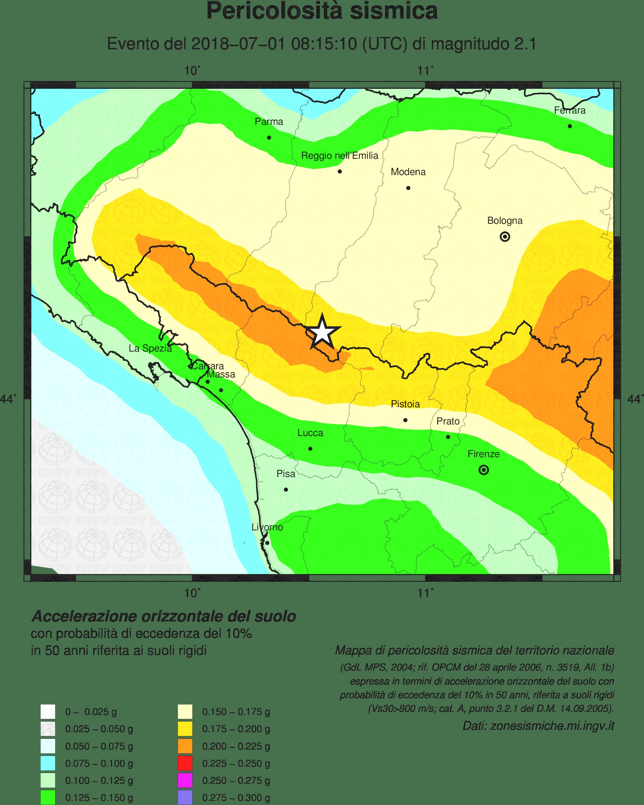 Terremoto magnitudo 6 a largo Messico