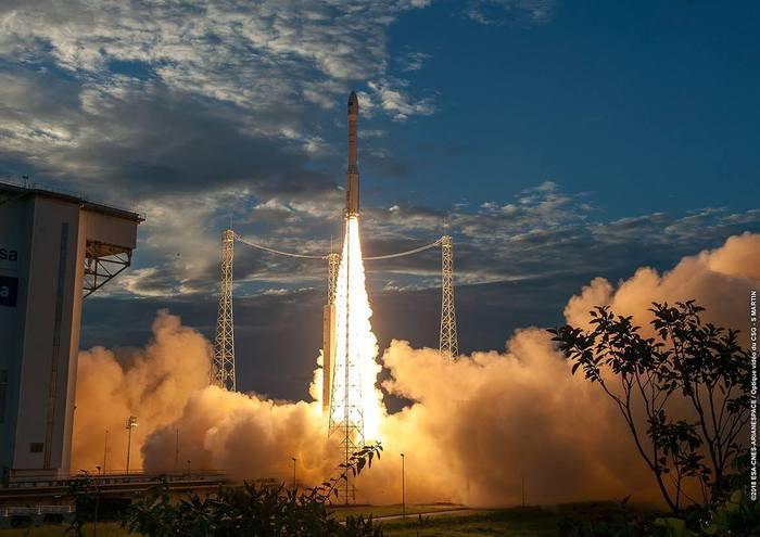 satellite aeolus vega italia meteo clima