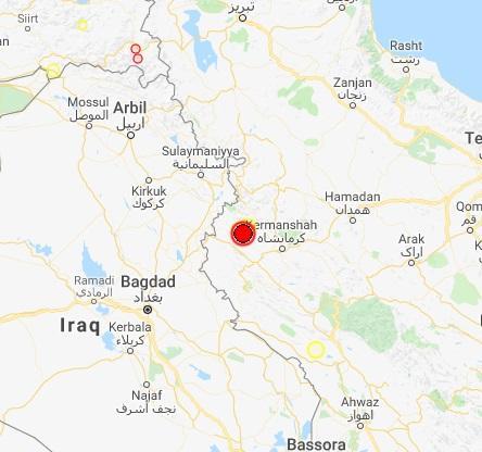 Terremoto di magnitudo 6 in Iran, media: almeno due morti