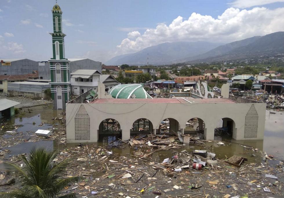 Nuova scossa di terremoto in Indonesia