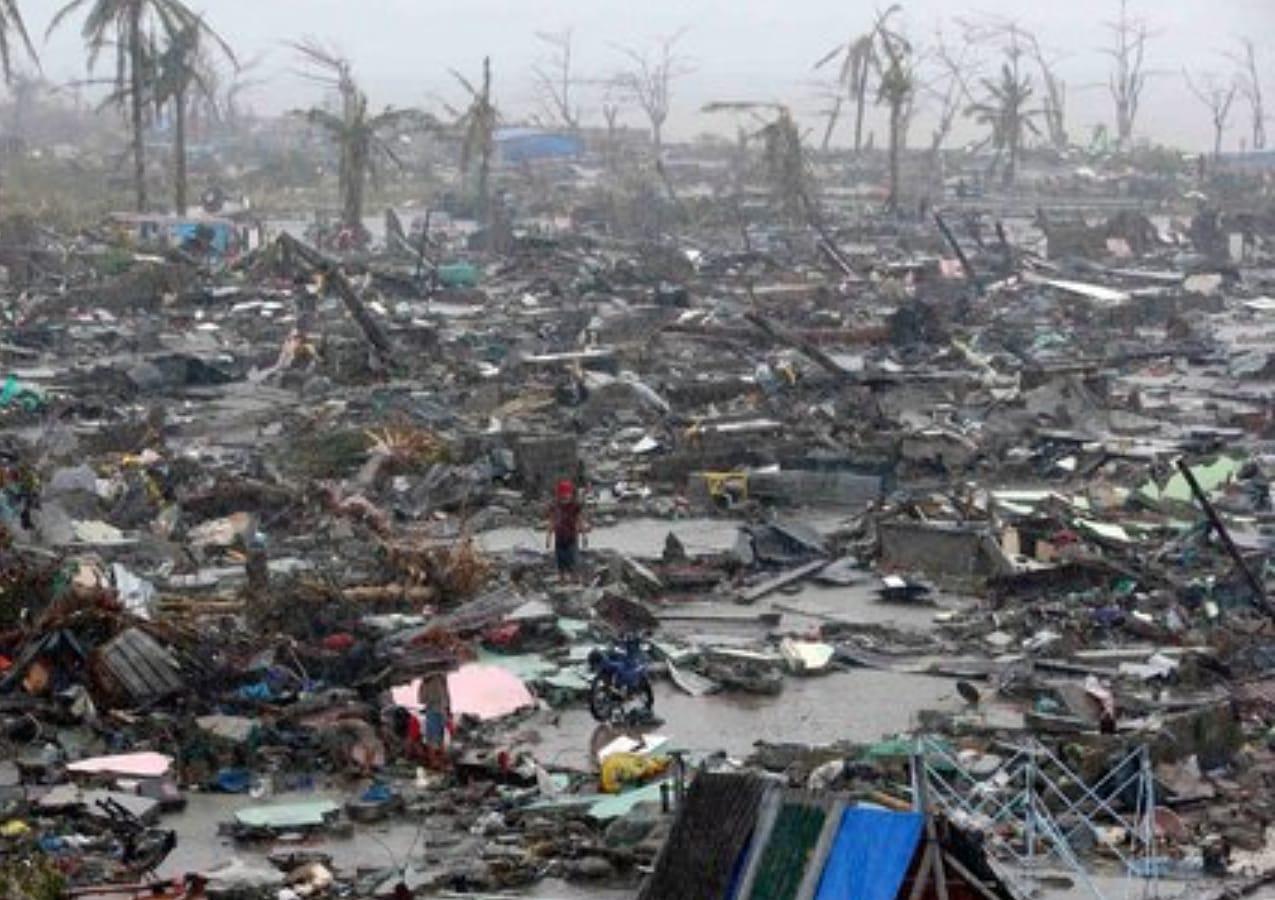 Filippine, il tifone Mangkhut fa 25 vittime