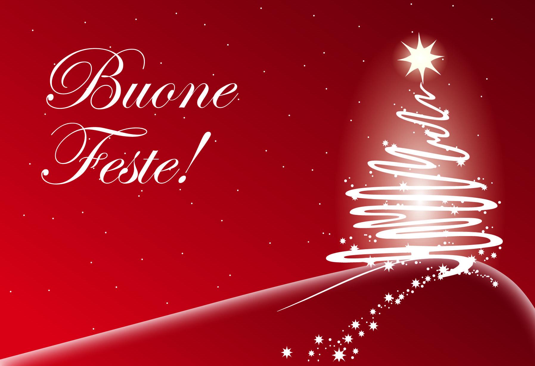 Immagini Di Auguri Di Natale Gratis.Buone Feste E Buon Natale 2018 Immagini Di Auguri Da