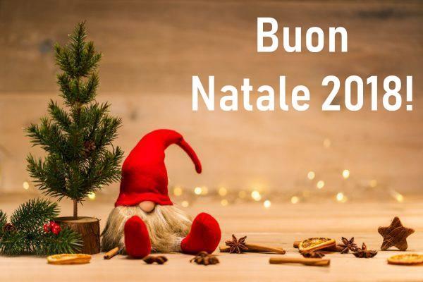Immagini Gratis Di Buon Natale.Buone Feste E Buon Natale 2018 Immagini Di Auguri Da