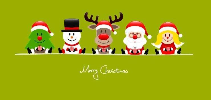 Auguri Di Natale On Tumblr.Buon Natale 2018 Le Migliori Immagini Gif Per Inviare I Vostri Auguri