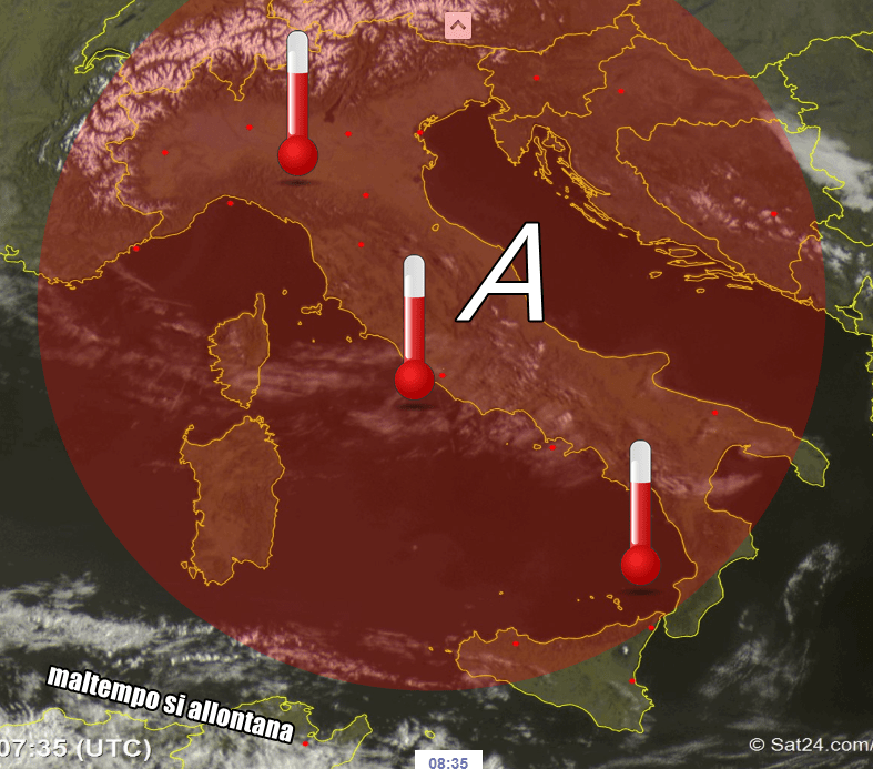 Week end con il sole e temperature miti previsioni