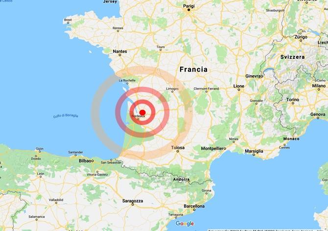 Terremoto, lieve scossa nell'entroterra cesenate nel pomeriggio