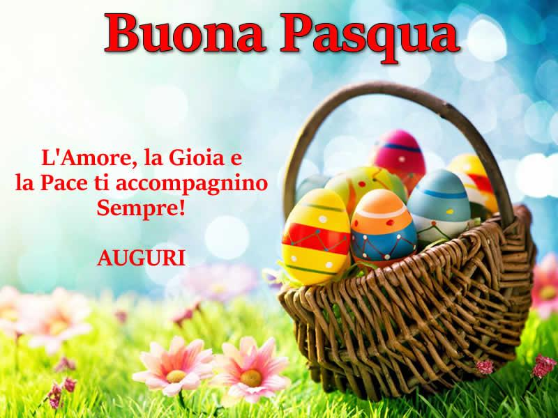 Auguri Di Buona Pasqua Le Frasi Più Belle