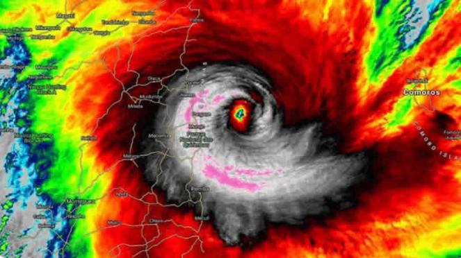 Mozambico, allarme per ciclone Kenneth: evacuate migliaia di persone