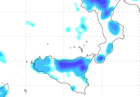 Meteo Sicilia: temporali anche forti oggi sull'Isola