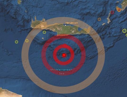 Terremoto: forte scossa in Messico [MAPPE e DATI]