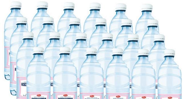 Lete richiama un lotto di acqua Sorgesana: