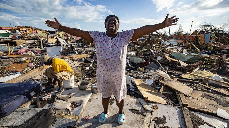Risultati immagini per uragano dorian