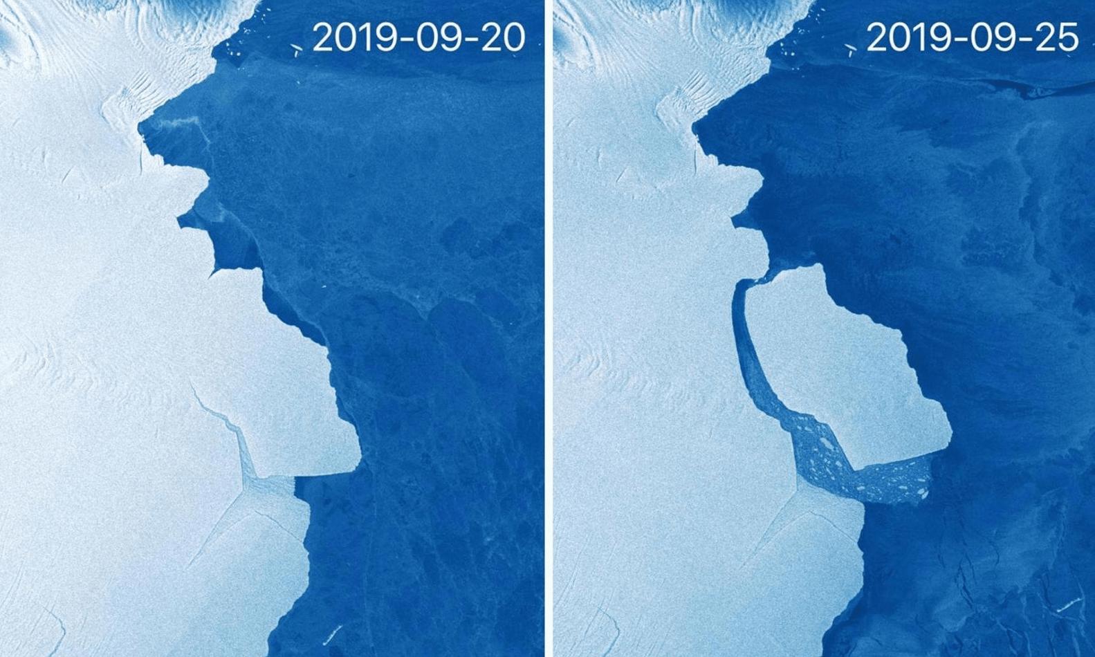 watch 86654 51a6f Antartide: si stacca iceberg da 315 miliardi di tonnellate ...