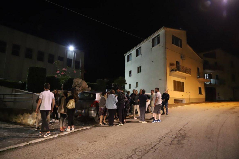 Scossa terremoto 4.4 in Abruzzo avvertita in tutto il Centro Italia