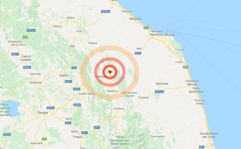 Terremoto nella Sicilia Centrale, due scosse a Troina