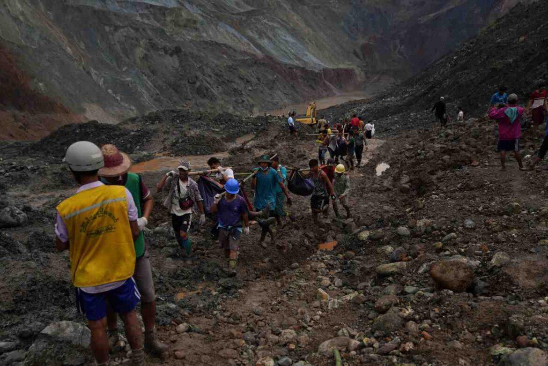 Myanmar, frana in una miniera di giada: oltre 100 morti e dispersi
